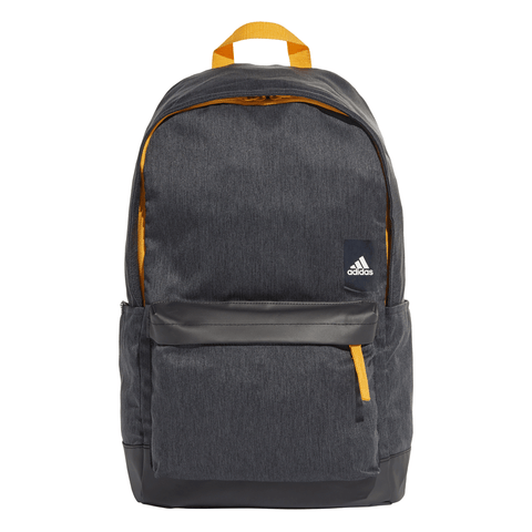 ADIDAS CLASSIC BACPACK BLACK/ACTGOL/WHITE