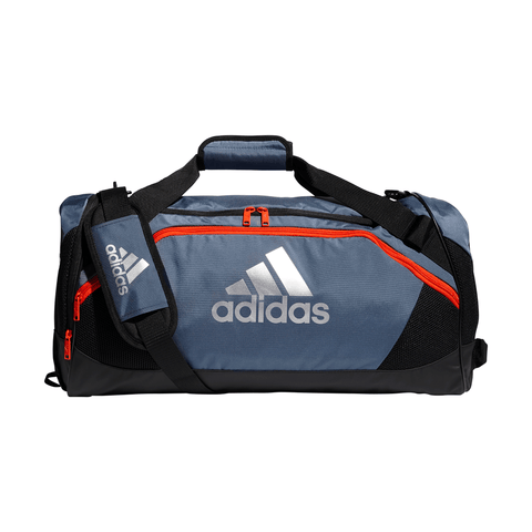 ADIDAS TEAM ISSUE II MEDIUM DUFFEL BLUE