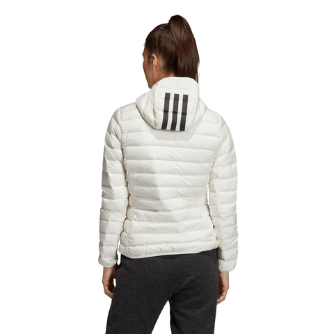 ADIDAS WOMEN'S VARILITE JACKET MODEL BACK