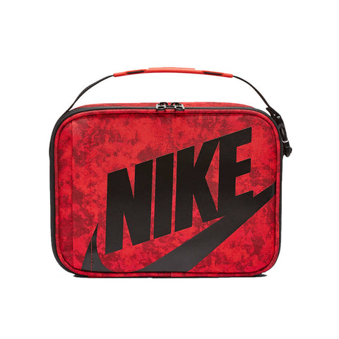NIKE FUTURA FUEL LUNCH PACK HABANERO RED PRINT