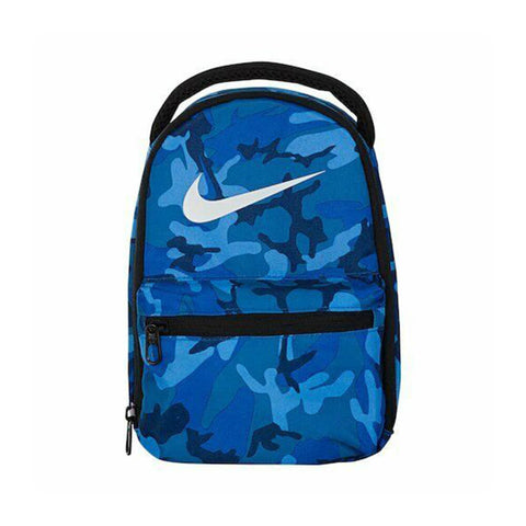 NIKE MY FUEL LUNCH PACK GAME ROYAL/WHITE PRINT