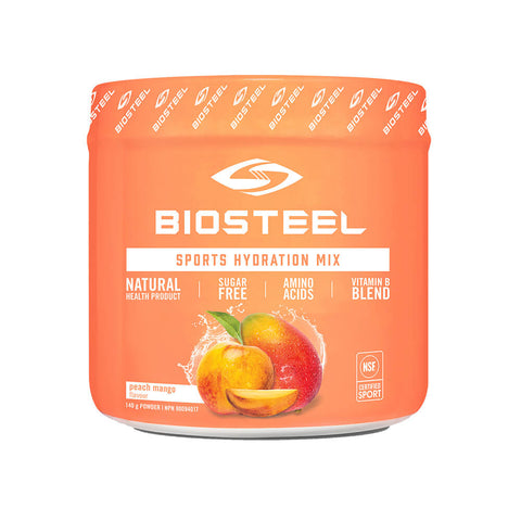BIOSTEEL HPS MIX PEACH MANGO 140G