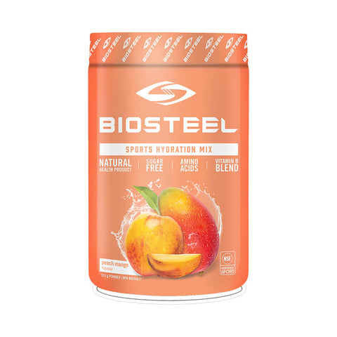 BIOSTEEL HPS MIX PEACH MANGO 315G