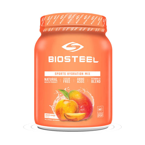 BIOSTEEL HPS MIX PEACH MANGO 700G