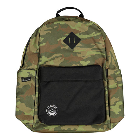 RIPZONE EDISON BACKPACK 20L SHARK CAMO