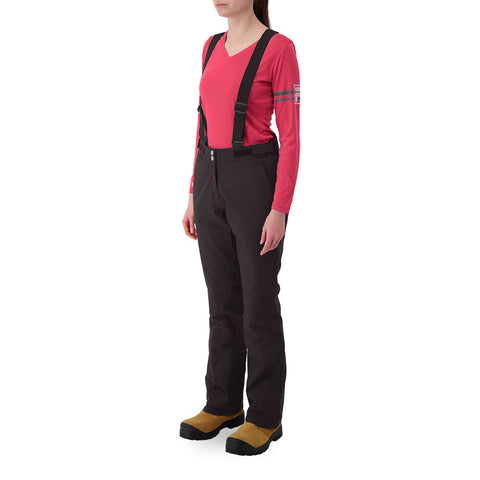 MCKINLEY WOMEN'S DINA INSULATED PANT TAP SHOE