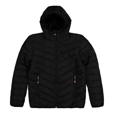 MCKINLEY BOYS RICOS DOWN LOOK PARKA BLACK