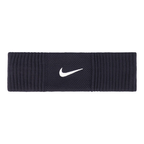 NIKE DRI-FIT REVESAL HEADBAND BLACK/GREY/WHITE