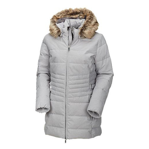 MCKINLEY WOMEN'S POWAQA II INSULATED JACKET ALLOY MELANGE