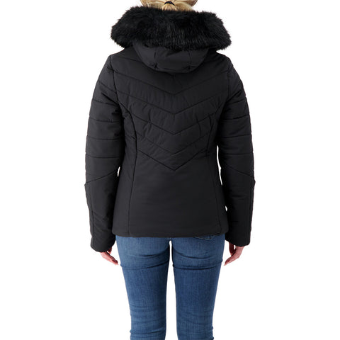 MCKINLEY WOMEN'S CHLOE II INSULATED PARKA BLACK