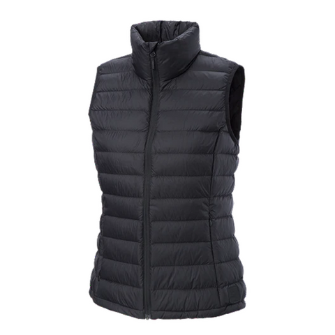 MCKINLEY WOMEN'S SWAN DOWN VEST BLACK
