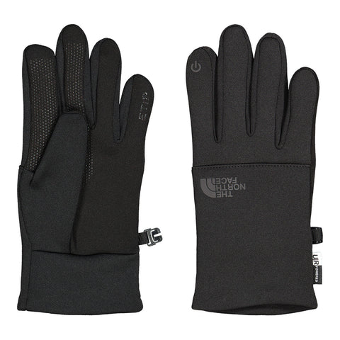 THE NORTH FACE MEN'S ETIP RECYCLED GLOVE BLACK