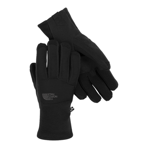THE NORTH FACE MEN'S DENALI ETIP GLOVE BLACK