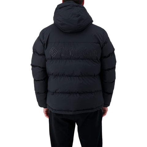 COLUMBIA MEN'S ICELINE RIDGE JACKET BLACK
