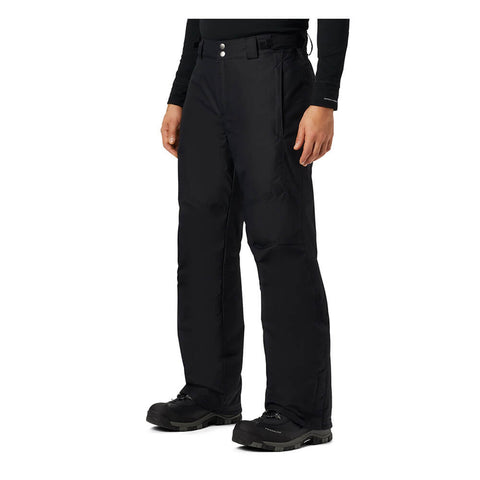 COLUMBIA MEN'S BUGABOO IV OMNI TECH PANT BLACK