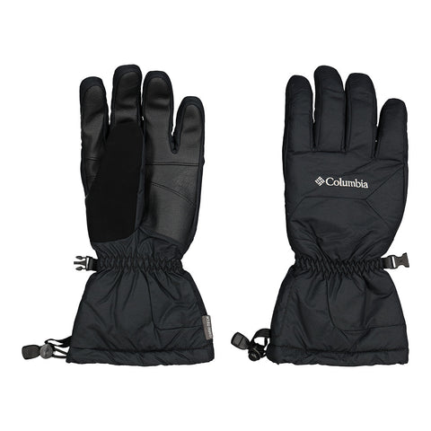COLUMBIA MEN'S TUMALO MOUNTAIN OMNI TECH GLOVE BLACK