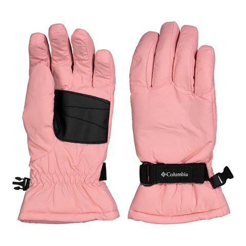 COLUMBIA YOUTH CORE GLOVE PINK ORCHID