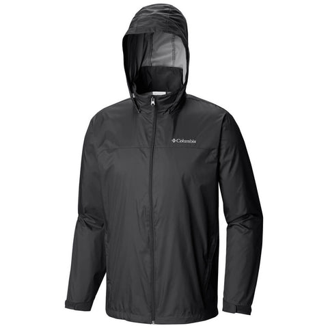 COLUMBIA MEN'S GLENNAKER LAKE JACKET BLACK