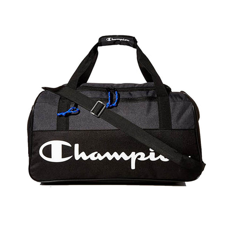 CHAMPION UTILITY DUFFEL GREY/BLACK