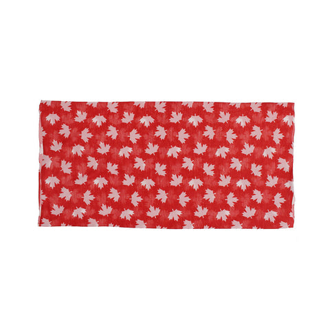 GREAT NORTHERN CANADA BANDANA (NON-MEDICAL) BUFF RED PACKAGED