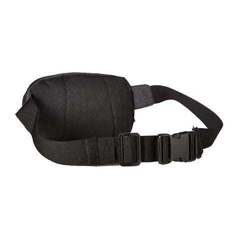 CHAMPION FOREVER CHAMP SIGNAL FANNY PACK BLACK BACK