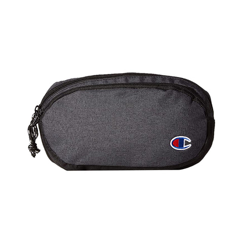 CHAMPION FOREVER CHAMP SIGNAL FANNY PACK BLACK