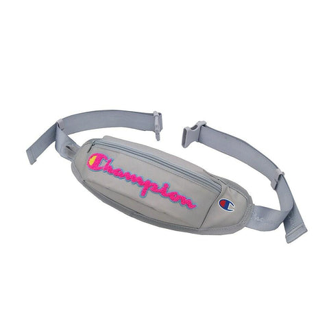 CHAMPION SUPERCIZE WAIST PACK MEDIUM GREY
