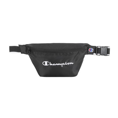 CHAMPION AVERY WAIST PACK BLACK TRADITIONAL