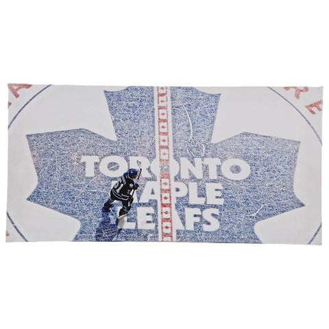 FRAMEWORTH 14X28 CANVAS MAPLE LEAFS