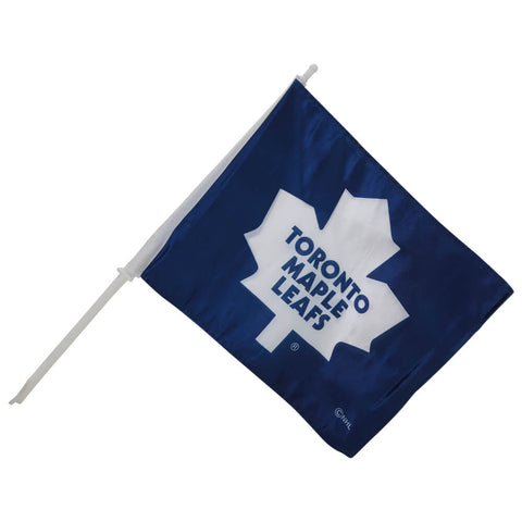 THE SPORTS VAULT TORONTO MAPLE LEAFS DOUBLE SIDED CAR FLAG