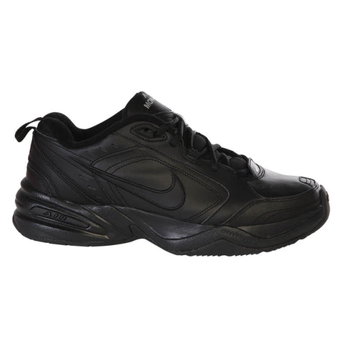 NIKE MEN'S AIR MONARCH IV BLACK