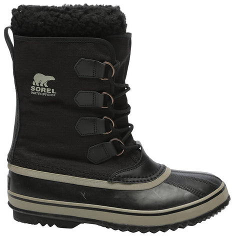 SOREL MEN'S 1964 PAC NYLON WINTER BOOT BLACK