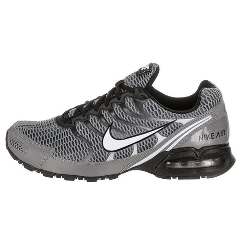 NIKE MEN'S MAX TORCH 4 RUNNING SHOE BLACK/SILVER