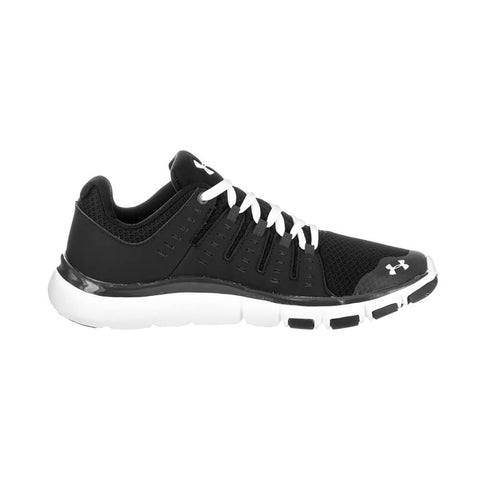UNDER ARMOUR WOMEN'S MICRO G LIMITLESS TR2 TRAINING SHOE BLACK/GREY/WHITE