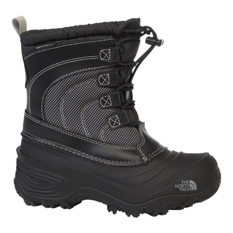 THE NORTH FACE B ALPENGLOW IV BLK