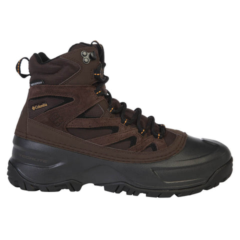 COLUMBIA MEN'S SNOWBLADE II WATERPROOF WINTER BOOT CORDOVAN