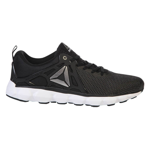 REEBOK MEN'S HEXAFFECT RUN 5.0 BLACK/WHITE