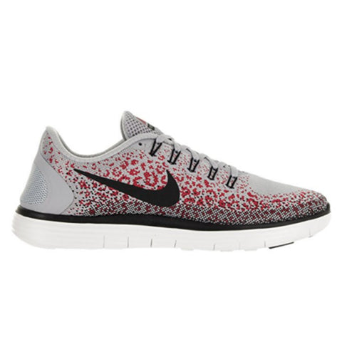 NIKE FREE RN DISTANCE GREY/BLK/RED