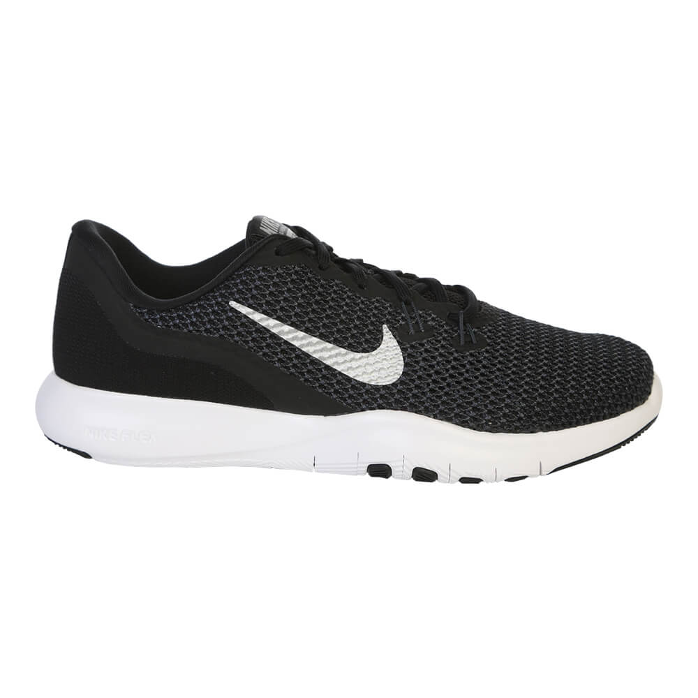 f62110785600 NIKE WOMEN S FLEX TRAINER 7 TRAINING SHOE BLACK WHITE – National Sports
