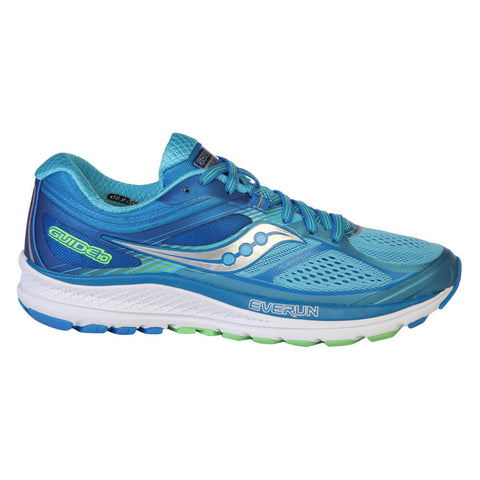 SAUCONY WOMEN'S GUIDE 10 LIGHT BLUE/BLUE