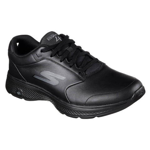 SKECHERS MEN'S GO WALK 4 - COMPLETE BLACK