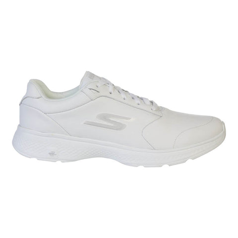 SKECHERS MEN'S GO WALK 4 - COMPLETE WALKING SHOE WHITE