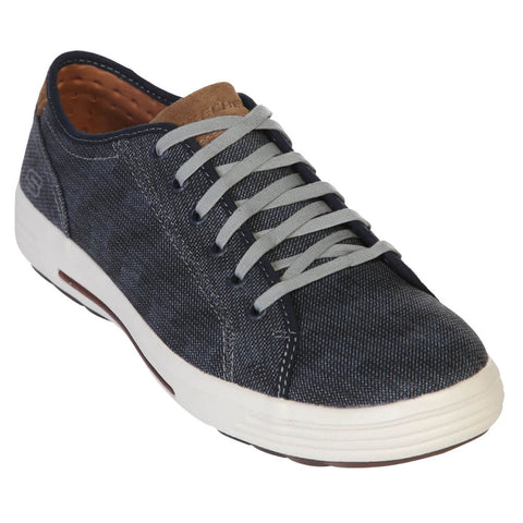 SKECHERS MEN'S PORTER - VOLEN NAVY