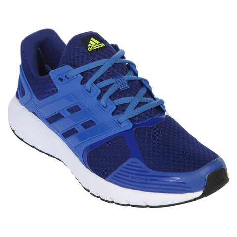 ADIDAS MEN'S DURAMO 8 RUNNING SHOE  INK/BLUE/YELLOW