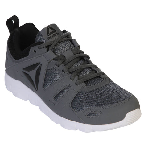 REEBOK MEN'S DASH HEX TR 2.0 ALLOY/WHITE/BLACK
