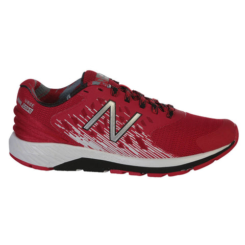 NEW BALANCE BOYS GRADE SCHOOL/PRE-SCHOOL  KJURGV2Y KIDS SHOE RED/BLACK