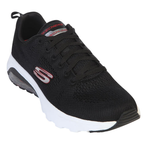 SKECHERS MEN'S AIR EXTREME - NATSON BLACK/WHITE