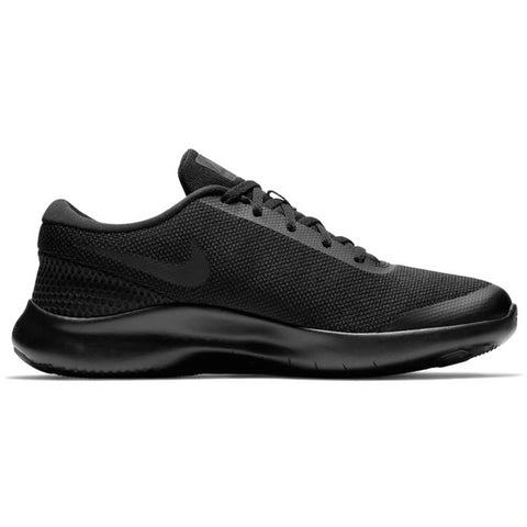 NIKE MEN'S FLEX EXPERIENCE RN 7 RUNNING SHOE 4E WIDTH  BLACK/BLACK/ANTHRACITE