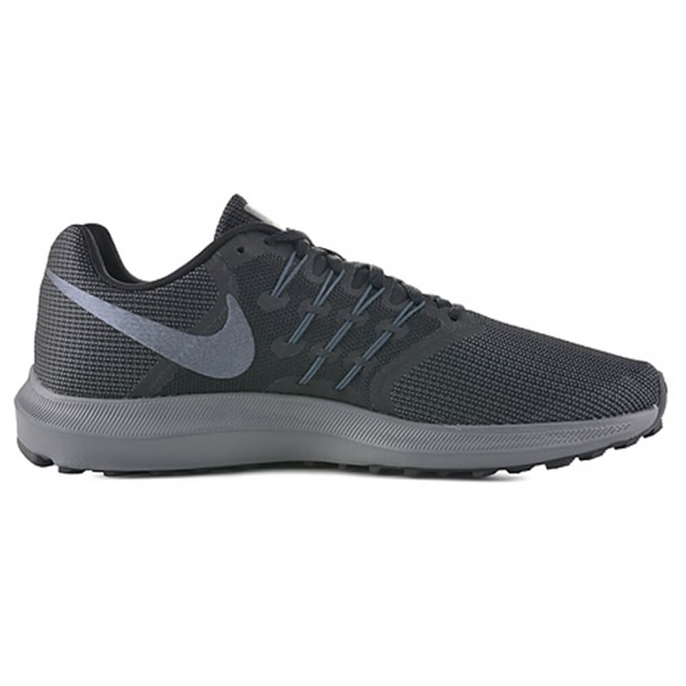 df45592561fa4 NIKE MEN'S RUN SWIFT RUNNING SHOE BLACK/SILVER/GREY – National Sports