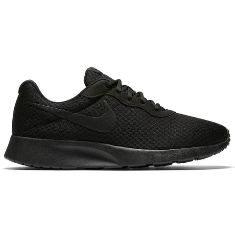NIKE MEN'S TANJUN RUNNING SHOE BLACK/BLACK/ANTHRACITE
